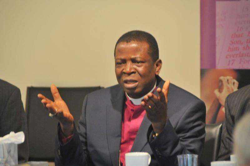 We lost Yar'adua but God saved you, fix health sector – Primate Okoh tells Buhari