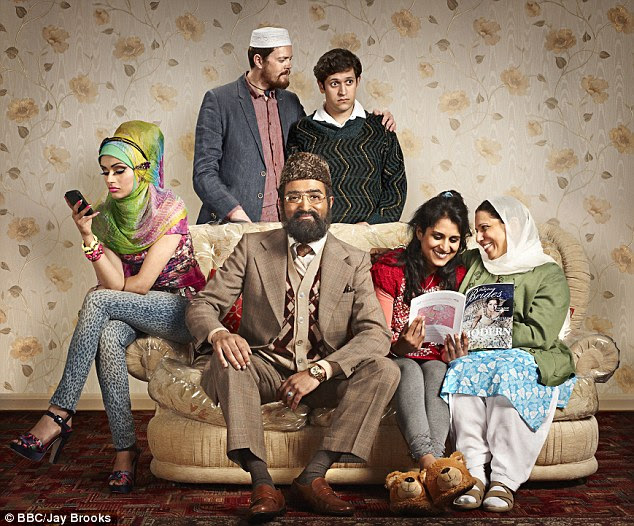Controversial: The first episode of BBC comedy series Citizen Khan attracted in the region of 200 complaints