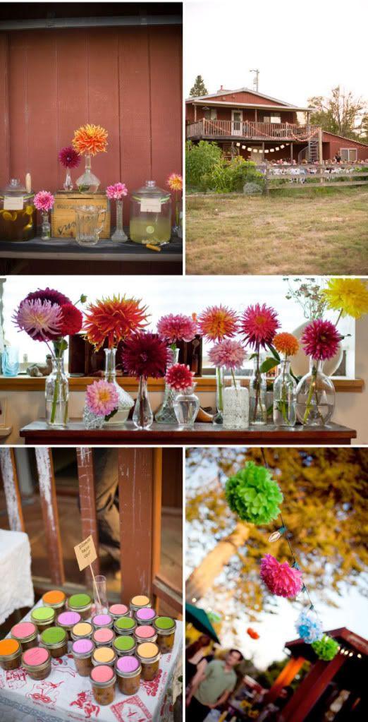 Back Yard Anniversary Party Ideas