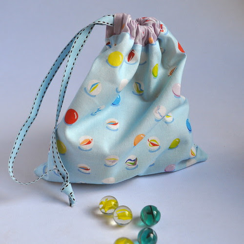 marble bags
