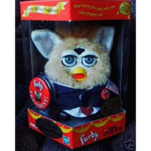 Special Limited Edition Furby for President
