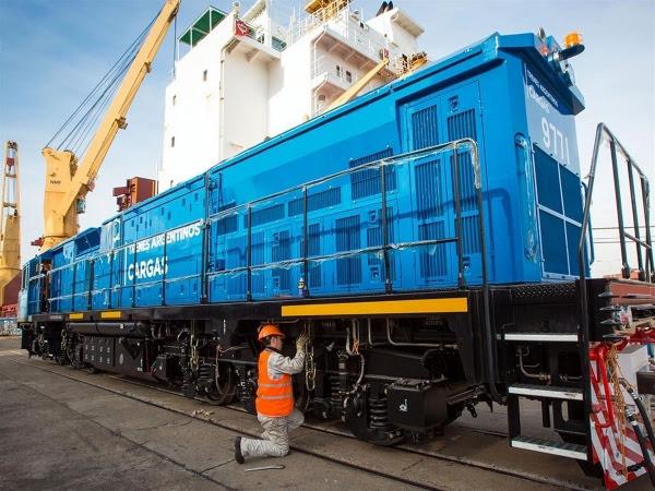 Resultado de imagen para Conectividad ferroviaria argentina logra mejorar tras cuatro años de cooperación de China