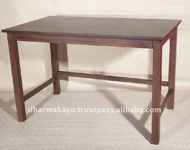 Hotel Modern Brown Barberry Small Wood Desk - Buy Small Wood Desk ...