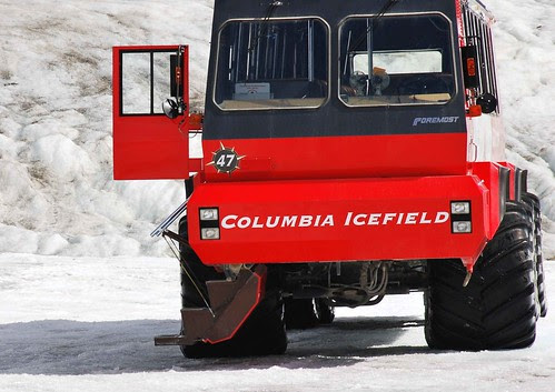 icefield buggy
