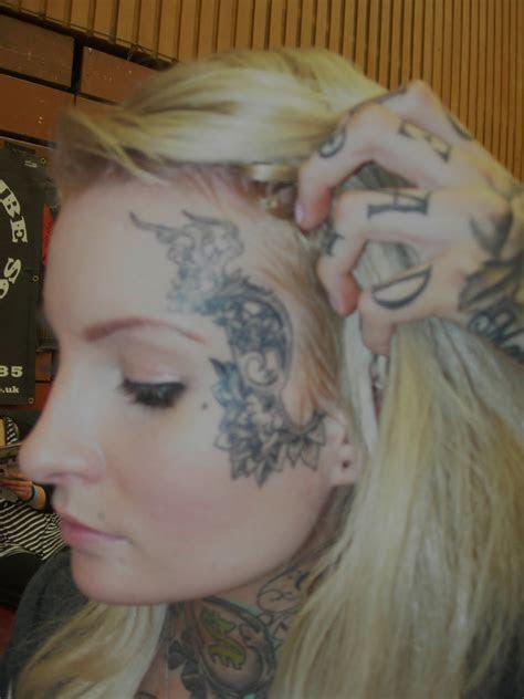 face tattoo designs