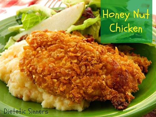 Honey Nut Chicken