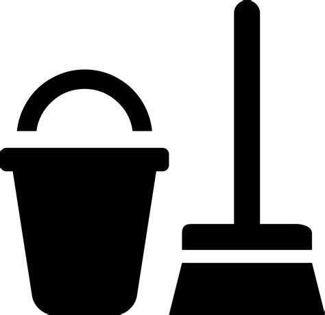cleaning svg png icon