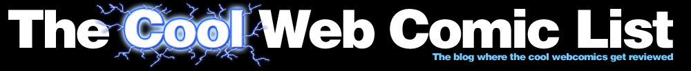 The Cool Web Comic List