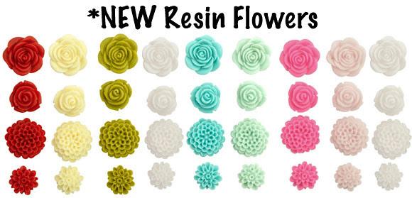 resinflowers