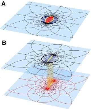 Esfera invisível manipula luz e expande o espaço