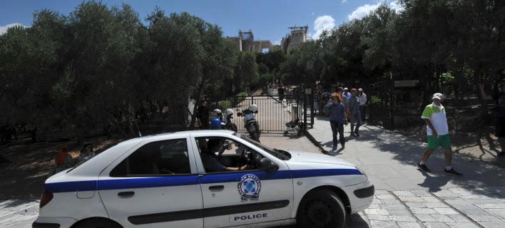 Φωτογραφία: Eurokinissi- Περιπολικό της αστυνομίας