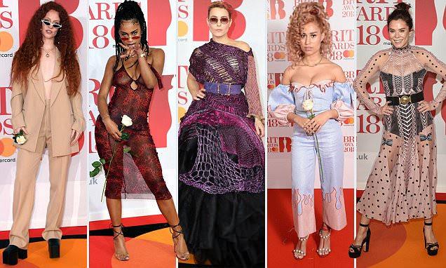 BRIT Awards 2018: Worst dressed celebs on the red carpet
