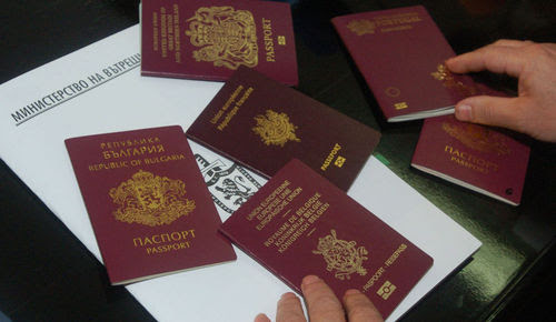 bulgarian passport FYROM: In four years, the number of citizens with Bulgarian citizenships might exceed 25 percent