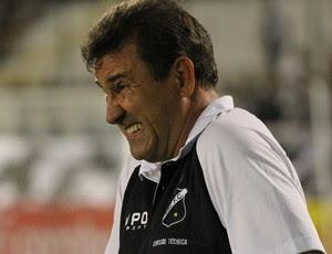 Zé Teodoro, técnico do ABC (Foto: Fabiano de Oliveira)