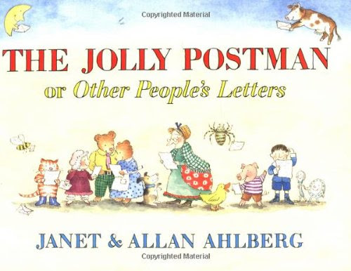 The Jolly Postman  in Children's Corner  {Reading List}