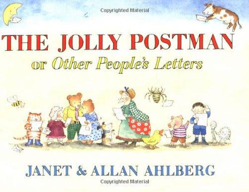 The Jolly Postman  in Children's Corner  {Reading List}