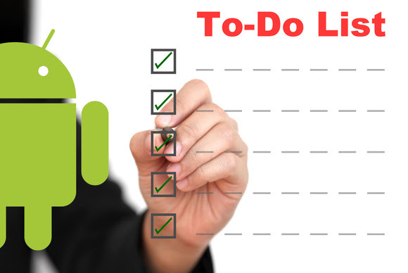 Best To-Do, Checklist, and Task Applications for Android [May 2013]  