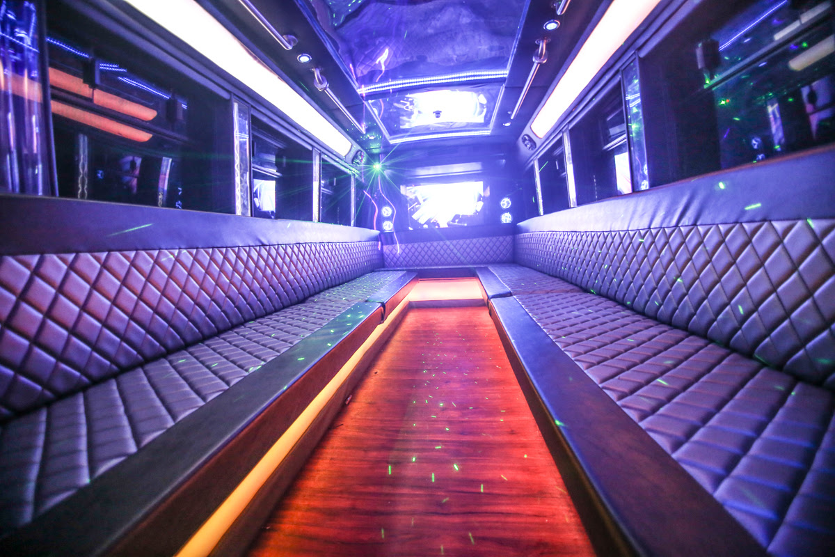 Party Bus Atlanta | Atlanta Party Bus