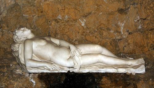 Venus dormida. Casa de Pilatos. Sevilla
