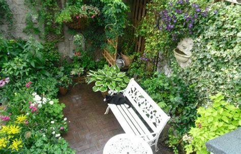 petit jardin idees pour  joli petit espace
