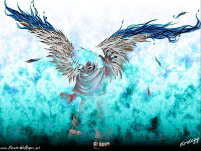 Naruto Wallpaper - Angle of Death Gaara