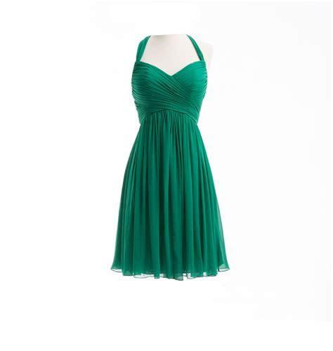 MDBRIDAL Women Short Chiffon Bridesmaid Dress Halter Top