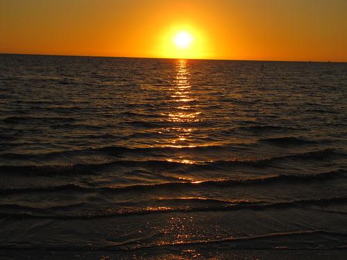 IMG_7255_Sunset_At_Fred_Howard_Beach