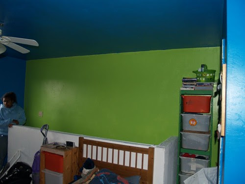 Boy Bedroom Paint Ideas