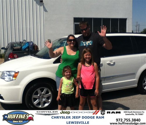 DeliveryMaxx Congratulates Ruben Cantu and Huffines Chrysler Jeep Dodge Ram Lewisville on excellent social media engagement! by DeliveryMaxx