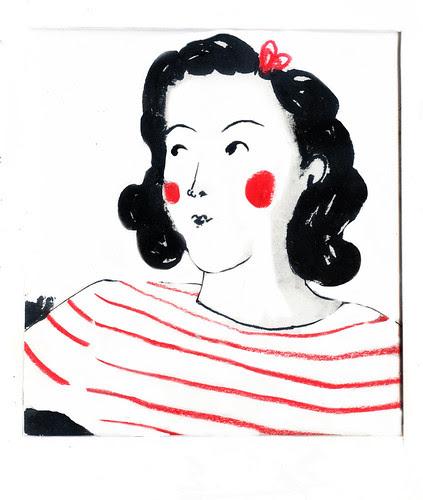 Vintage Polaroid Project by la casa a pois
