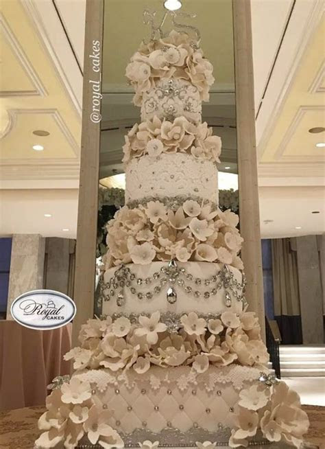 Wedding Cake Inspiration   Royal Cakes & Design   Wedding