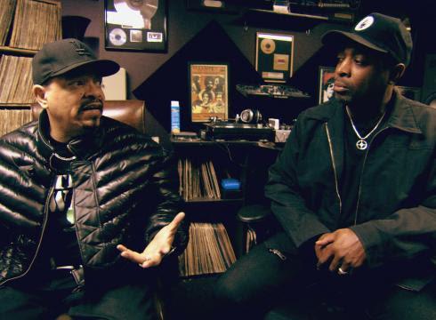 """Ice - T faz Documentário Entrevistando Alguns Mitos do Rap Norte Americano Chamado """"A Arte do Rap"""""""
