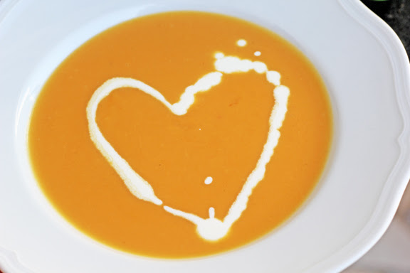 pumpkin potage