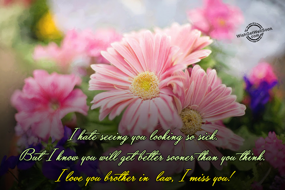 I Love You Brother In Law I Miss You