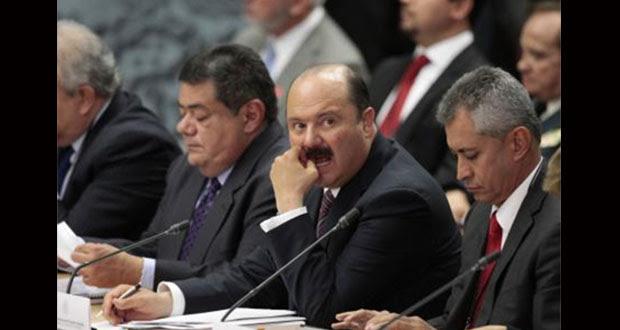 César Duarte estaría en alguna ciudad de Estados Unidos: Segob.