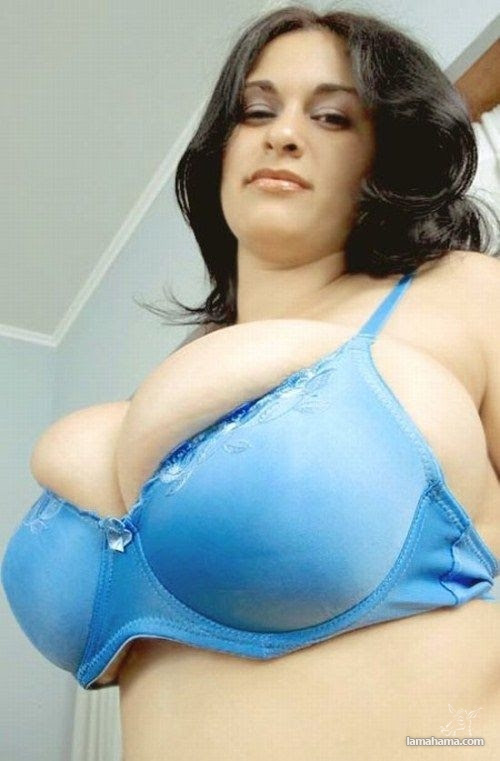 Extremely huge breasts - Pictures nr 37