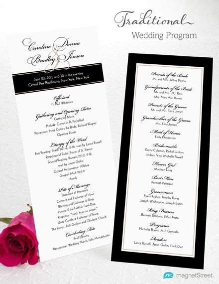 Wedding Program Wording   Wedding Stationery   Diy wedding