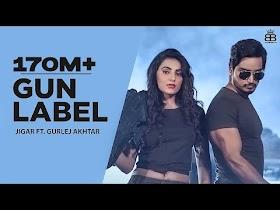 Gun Label (Full Video) Jigar Ft Gurlej Akhtar   Ginni Kapoor   Desi Crew   Latest Punjabi Songs 2019