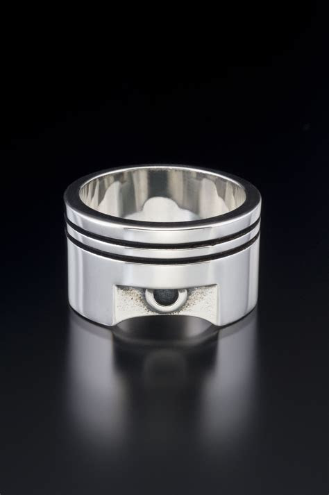 The 12:1 piston ring started it all    Accessories for