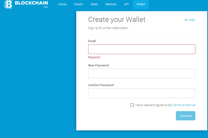 How To Create A Bitcoin Wallet In Nigeria -