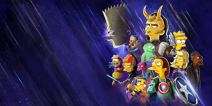 The Simpsons: The Good, the Bart, and the Loki (2021) 1080p Movie English Full Streaming