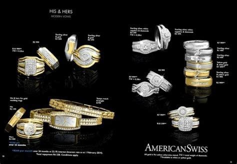 BUY AMERICANSWISS RING FOR HER THE CHEAP WAY NOW