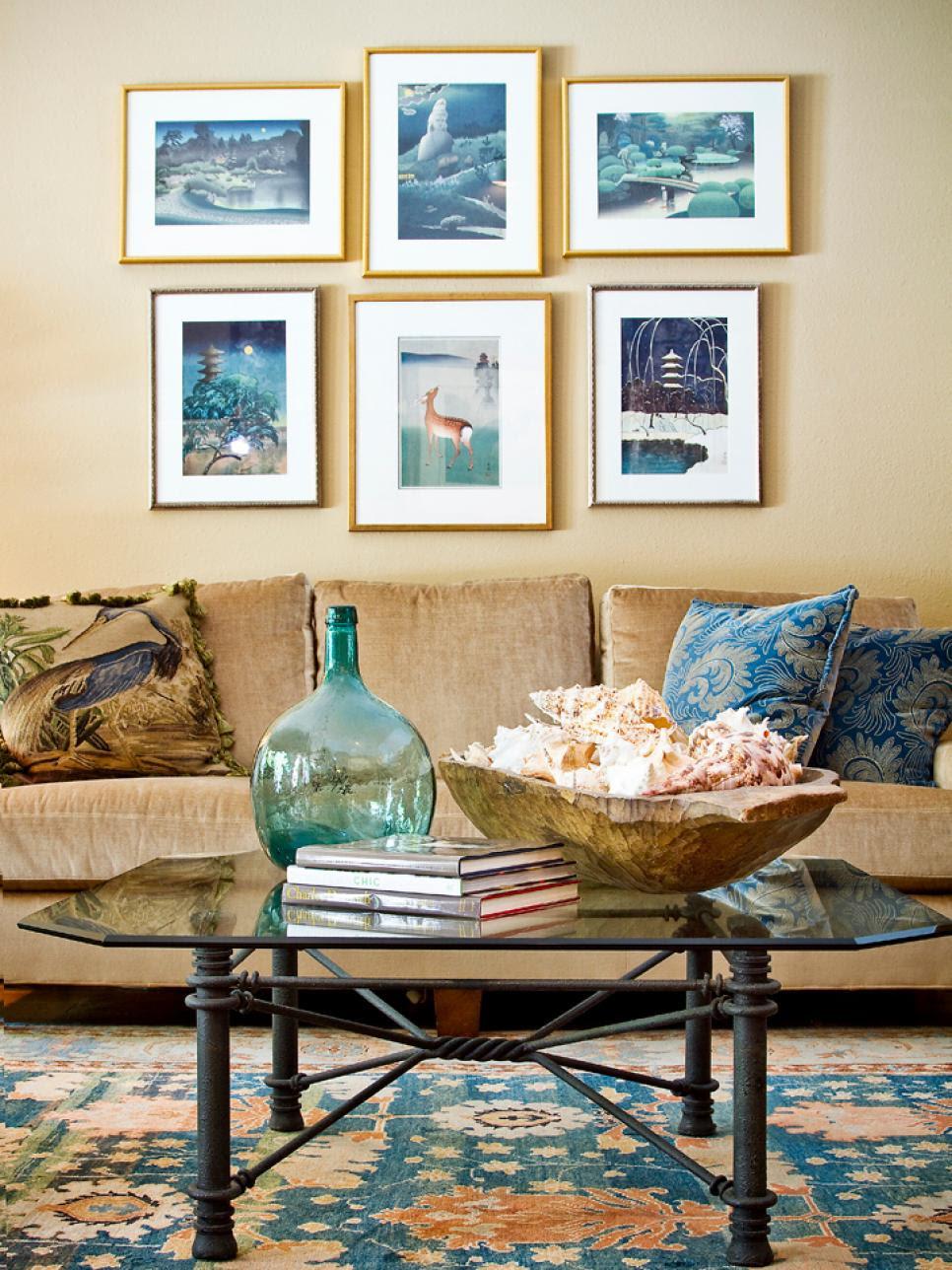 Living Room Ocean Themed Living Rooms
