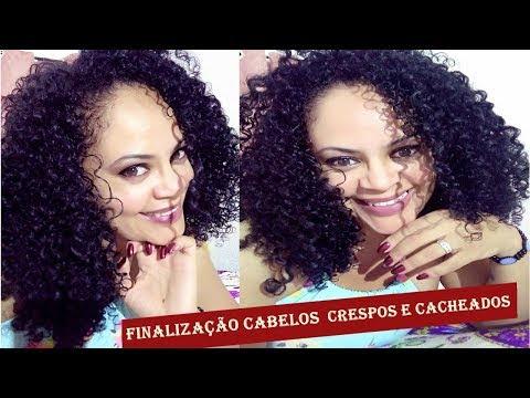 UMA FINALIZAÇÃO DIFERENTE PARA CABELOS CRESPOS E CACHEADOS