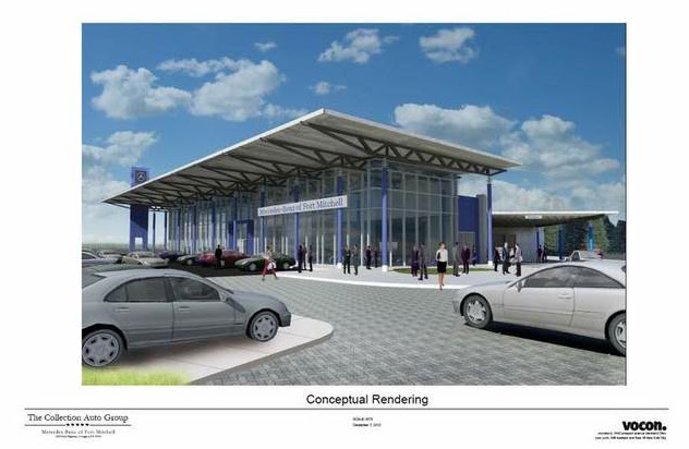 Mercedes-Benz of Fort Mitchell Opening in October 2013 ...