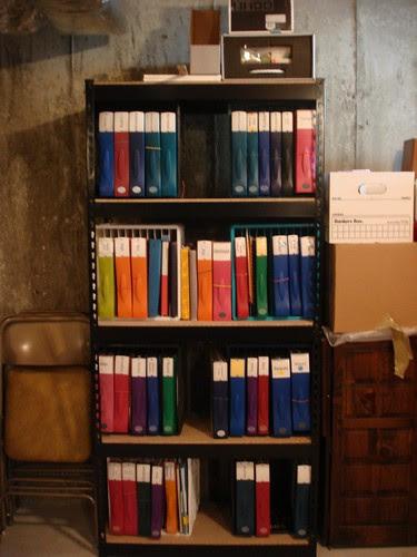Surname Notebooks by midgefrazel