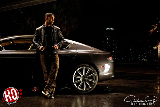 On Set Of Aston Martin Music Video Shoot Pics Video Young Money Hq