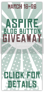 Aspire Blog Button Giveaway