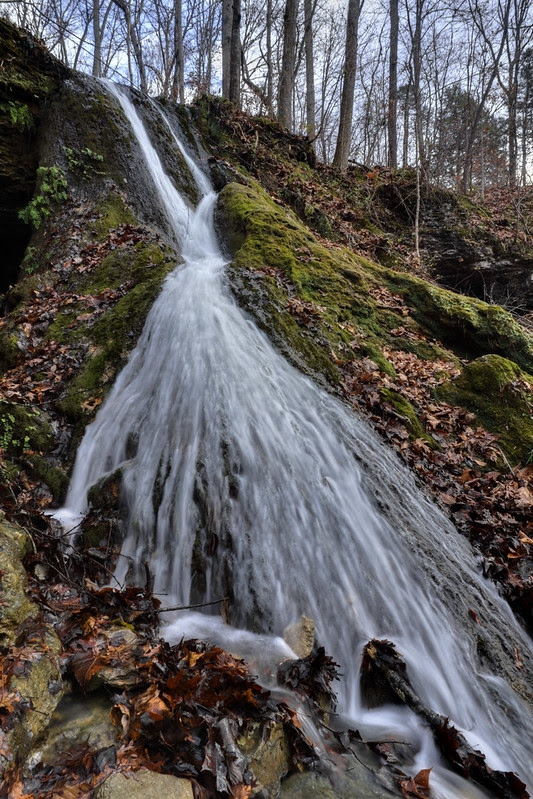 Little Falls, Rock Island SP, White Co, TN