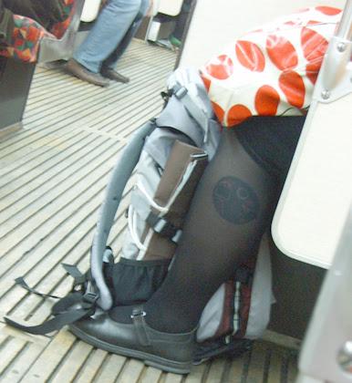 Matching Bag and Tattoo